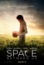 The Space Between Us Full HD 2016 izle