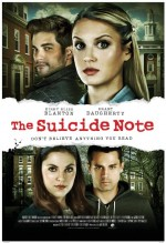 The Suicide Note (2016) afişi