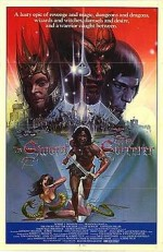 The Sword And The Sorcerer (1982) afişi