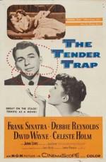 The Tender Trap (1955) afişi