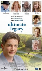 The Ultimate Legacy (2015) afişi