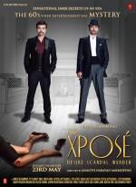 The Xpose (2014) afişi