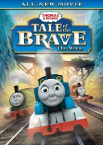 Thomas & Friends: Tale of the Brave (2014) afişi