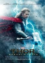 Thor: Karanlık Dünya (2013) afişi