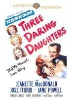 Three Daring Daughters (1948) afişi