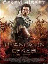 Titanların Öfkesi (2012) afişi