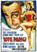 Totò a Parigi (1958) afişi