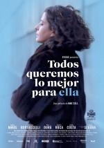 Her Şey Onun İyiliği İçin (2013) afişi