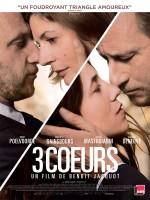 Trois coeurs (2014) afişi