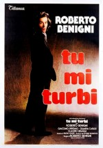 Tu mi turbi (1984) afişi