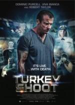 Turkey Shoot (2014) afişi