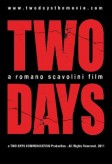 Two Days (2012) afişi