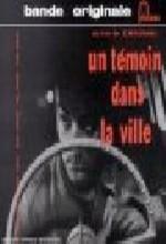Un Témoin Dans La Ville (1959) afişi