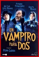 Un Vampiro Para Dos (1965) afişi