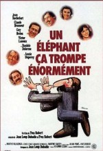 Un éléphant ça Trompe énormément (1976) afişi