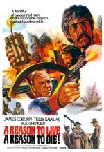 Una Ragione Per Vivere E Una Per Morire (1972) afişi