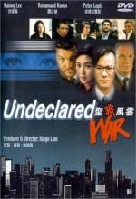 Undeclared War (1990) afişi