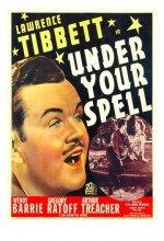 Under Your Spell (1936) afişi