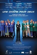 Une Chaîne Pour Deux (2009) afişi
