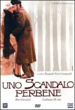 Uno Scandalo Perbene (1984) afişi