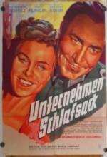 Unternehmen Schlafsack (1955) afişi