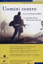 Uomini Contro (1970) afişi