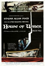 House of Usher (1960) afişi