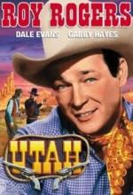 Utah (1945) afişi