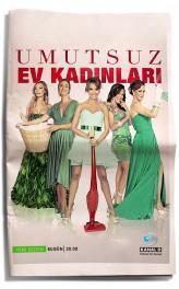 Umutsuz Ev Kadınları Sezon 2 (2012) afişi