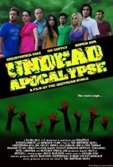 Undead Apocalypse (2012) afişi