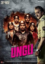 Ungli (2014) afişi