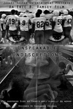 Unspeakable Indiscretions (2014) afişi