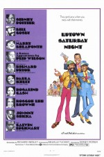 Uptown Saturday Night (1974) afişi
