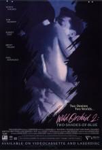 Vahşi Orkide 2 () (1991) afişi