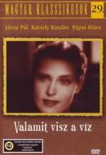 Valamit Visz A Víz (1944) afişi