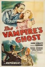 Vampirin Hayaleti (1945) afişi