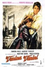 Vanina Vanini (1961) afişi