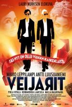 Veijarit (2010) afişi