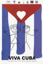 Viva Cuba (2005) afişi