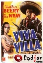 Viva Villa! (1934) afişi