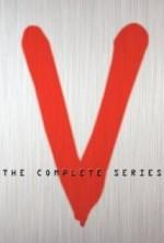 V (1984) afişi