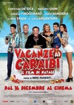 Vacanze ai Caraibi (2015) afişi