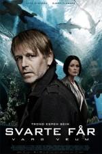 Varg Veum - Svarte får (2011) afişi