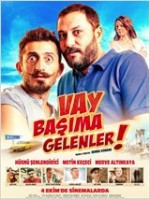 Vay Başıma Gelenler (2013) afişi