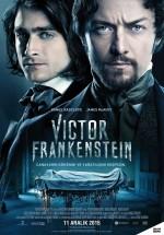 Victor Frankenstein (2015) afişi