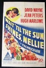 Wait Till The Sun Shines, Nellie (1952) afişi