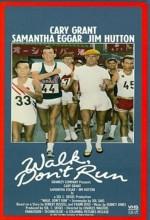 Walk Don't Run (1966) afişi