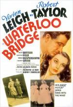 Waterloo Köprüsü (1940) afişi