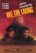 We The Living (1986) afişi
