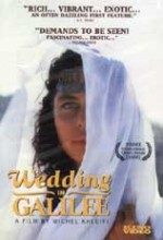 Wedding ın Galilee (1987) afişi